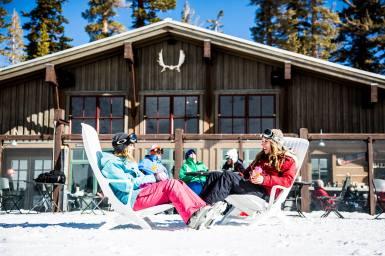 Mammoth closing, Mammoth spring skiing