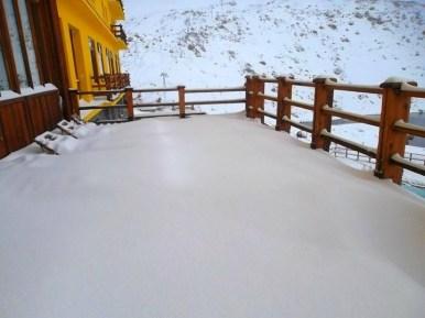 Portillo snow in June