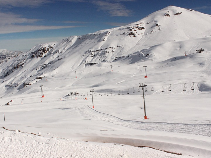 Valle Nevado early opening