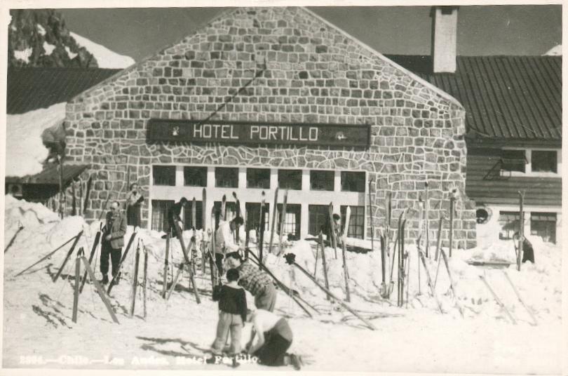 Hotel Portillo 1940s