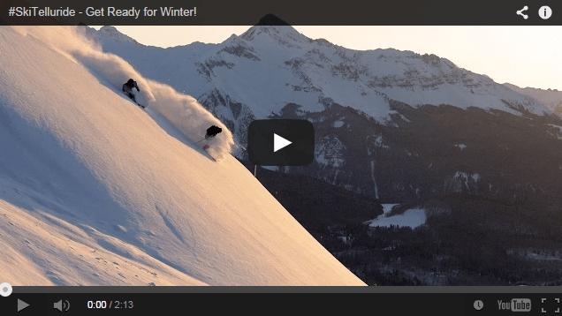 Ski season preview videos
