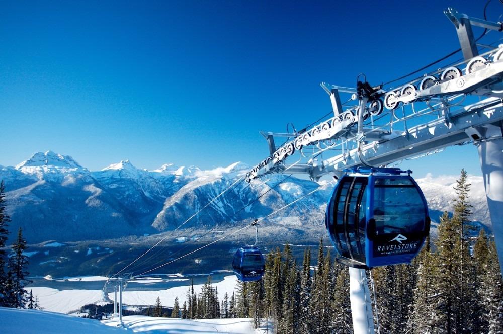 Revelstoke ski resort, Revelstoke Powder Highway