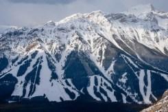 Mt. Norquay ski trails