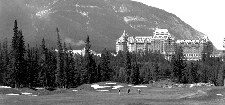 Fairmont Banff Springs Hotel golf course