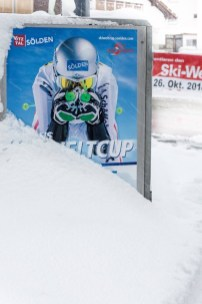 Solden snow for world cup
