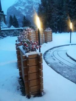 wengen snow