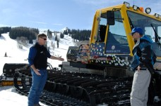 Crested Butte Snow Cat Experience
