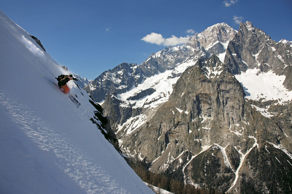 Courmayeur, Mont Blanc, Monte Bianco, Courmayeur Italy