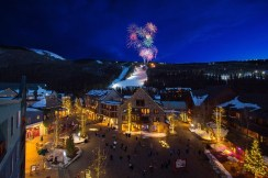 Keystone fireworks, Keystone NYE fireworks, Keystone New Year's Eve celebrations