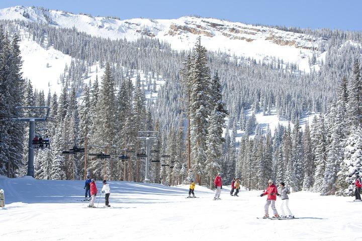 Elk Camp Meadows, Beginner Magic Snowmass, beginner area Snowmass