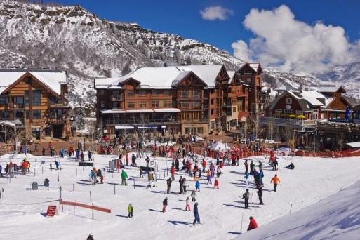 Snowmass Base Village
