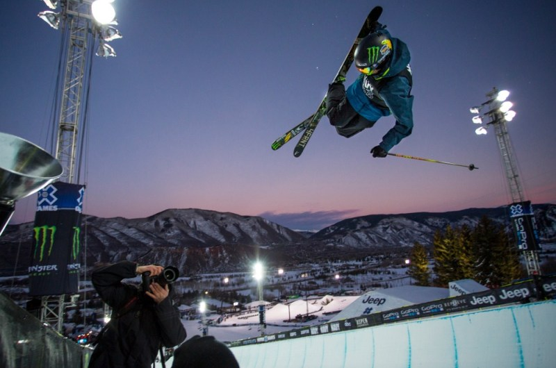 2015 X Games Aspen, Buttermilk X Games