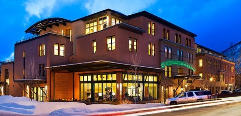 The Limelight Hotel is located about two blocks from downtown Aspen's famed dining scene. | Photo: Aspen Snowmass