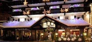 Hotel Mont-Blanc in Mont Blanc