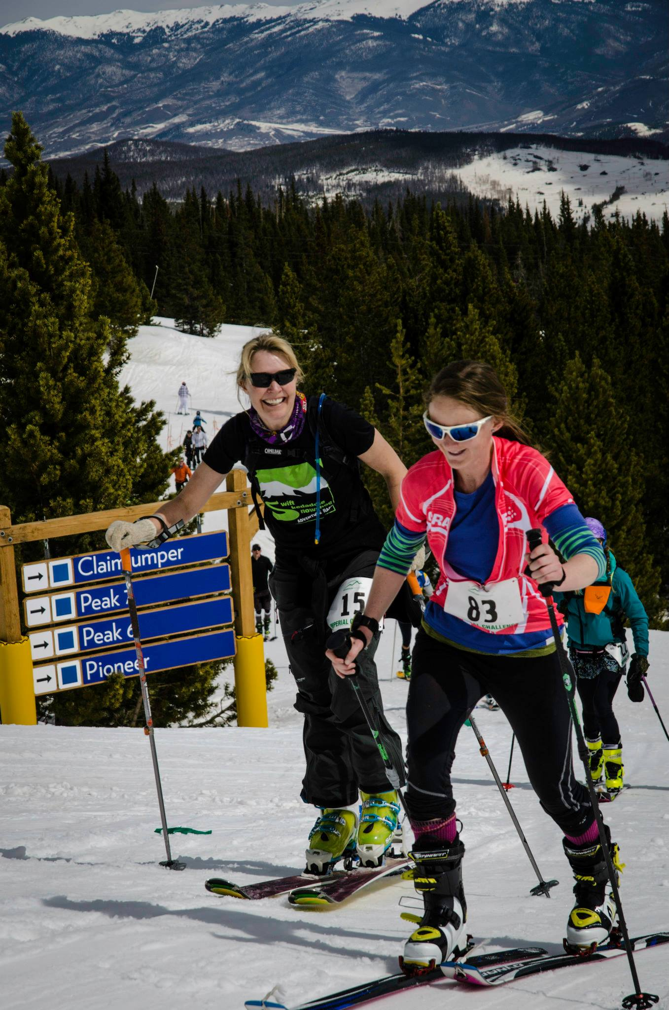 2016 Breck Ascent Series