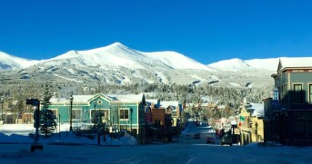 Mountain Thunder Lodge is located just two blocks from historic Main Street. | Photo: Breckenridge Ski Resort