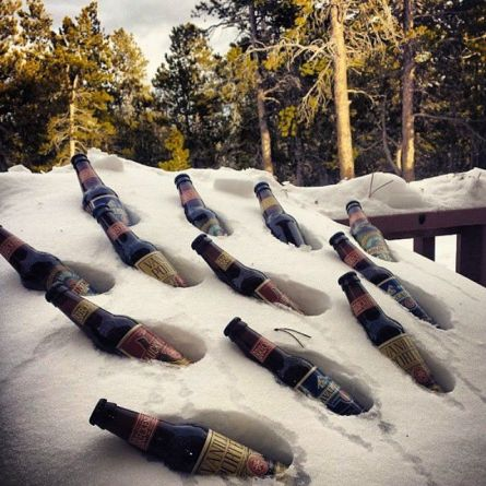 As home of the Breckenridge Brewery, Breck has always been a hotbed for craft beer lovers. | Photo: Breckenridge Brewery