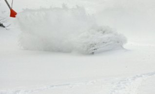 Even deeper at Stowe Mountain Resort on Feb. 9 | Photo: Stowe Mountain Resort