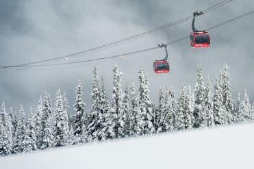 Whistler new snow