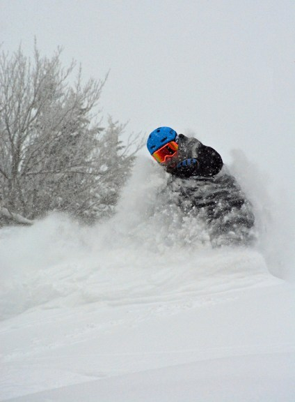 What powder-day dreams are made of at Okemo Mountain Resort on Feb. 9 | Photo: Okemo Mountain Resort