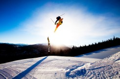 | Photo: John Vandervalk/Breckenridge Ski Resort