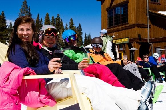 Breckenridge on-mountain dining, Breckenridge bars, Breckenridge apres-ski