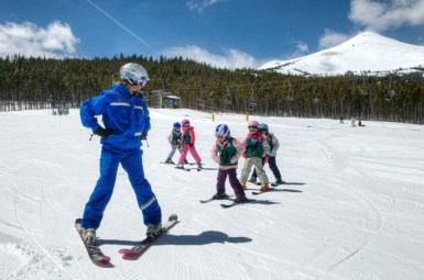 Breckenridge beginner instructors