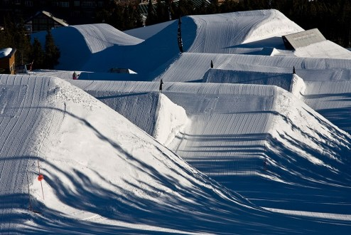 Breckenridge Freeway Terrain Park