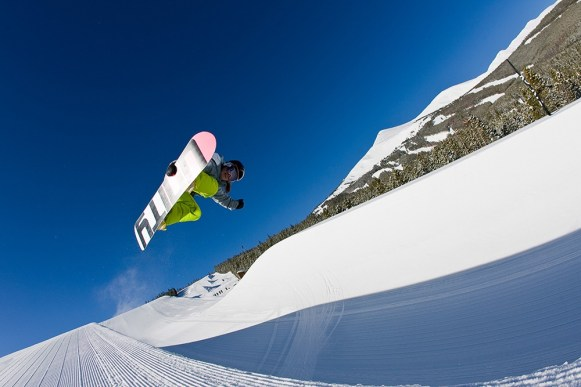 Breckenridge superpipe