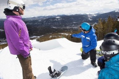 | Photo: Leisa Gibson/Breckenridge Ski Resort