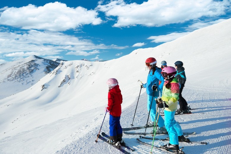 Experts have a laundry list of black and double black runs and bowls in Peak 6. Intermediates can also enjoy above-treeline bowl skiing in Peak 6. | Photo: Jack Affleck/Breckenridge Ski Resort