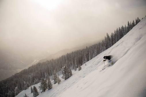 Aspen Mountain is a powderhound's playground. | Photo: Aspen Snowmass