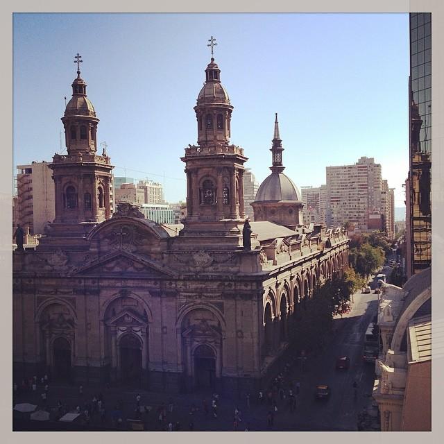 Metropolitan Cathedral.| Photo: Chile Tourist