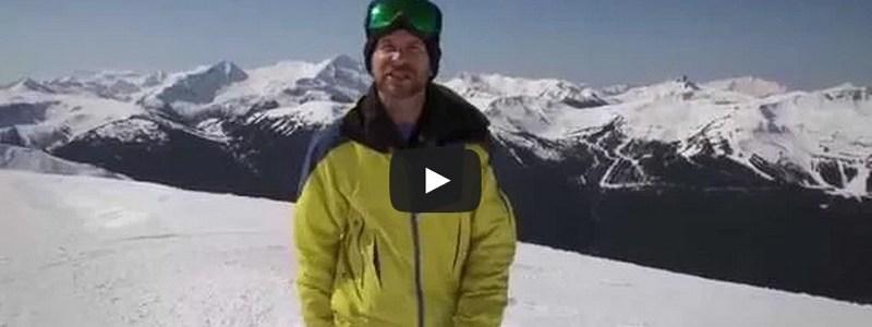 Mike Douglas recaps the 2014-15 ski season at Whistler
