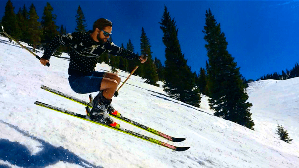 Ski Vacation Blog » harness 80s style on the slopes this spring