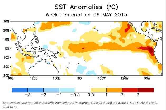 El Nino chile, El Nino is here, El Nino 2015, El Nino skiing, El Nino ski