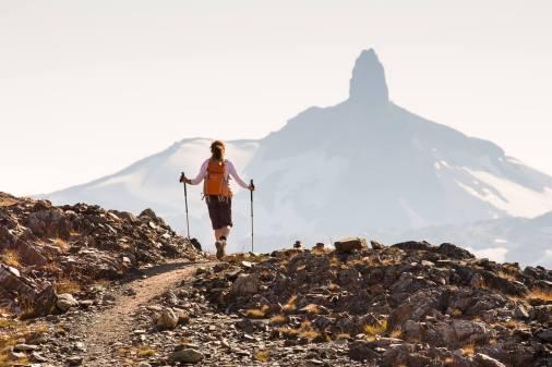 Whistler Blackcomb hiking