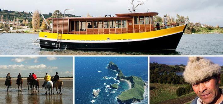 Tierra Chiloe excursions