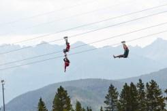 ziplining Vail, Vail Adventure Ridge