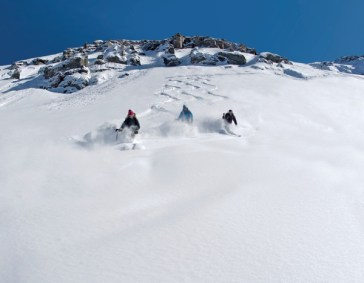 expert skiing Telluride