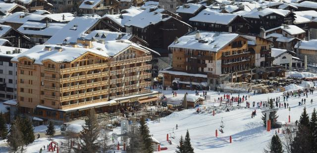 What 39 s new at ski resorts in 2015 16 - Le yule val d isere ...