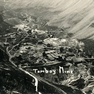 Tomboy Mine Telluride