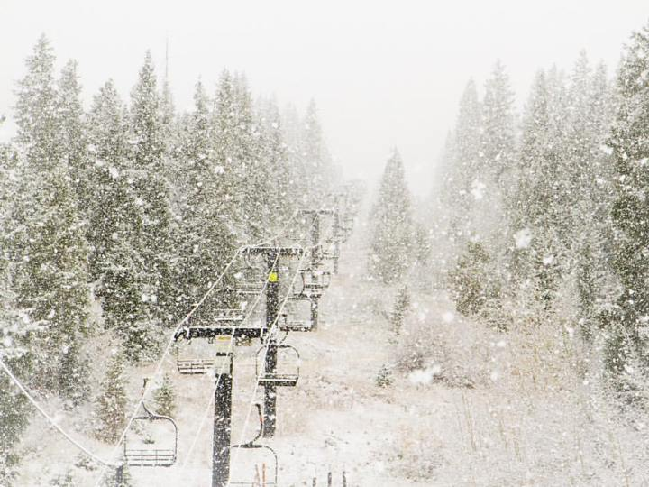 new snow winter park