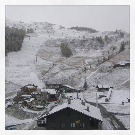 snow Italian alps, october snow in alps, october snow in Europe