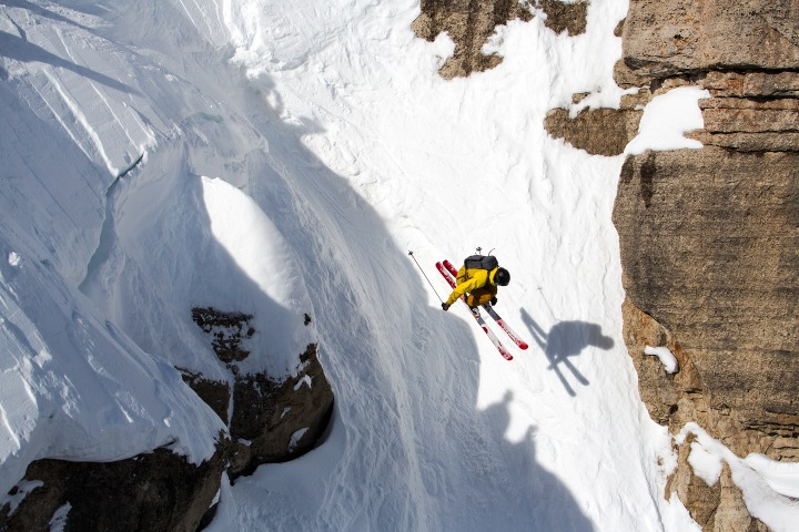 Dropping into Corbet's
