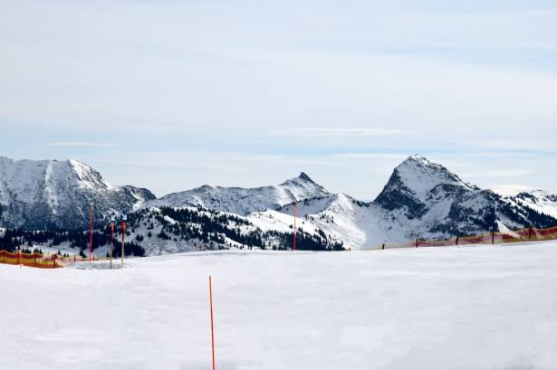 kitzbuhel snow, october snow in Europe, october snow in alps