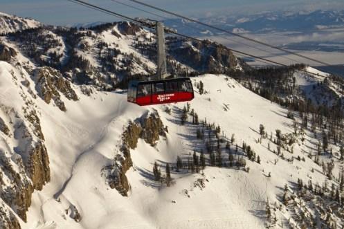 tram Jackson Hole