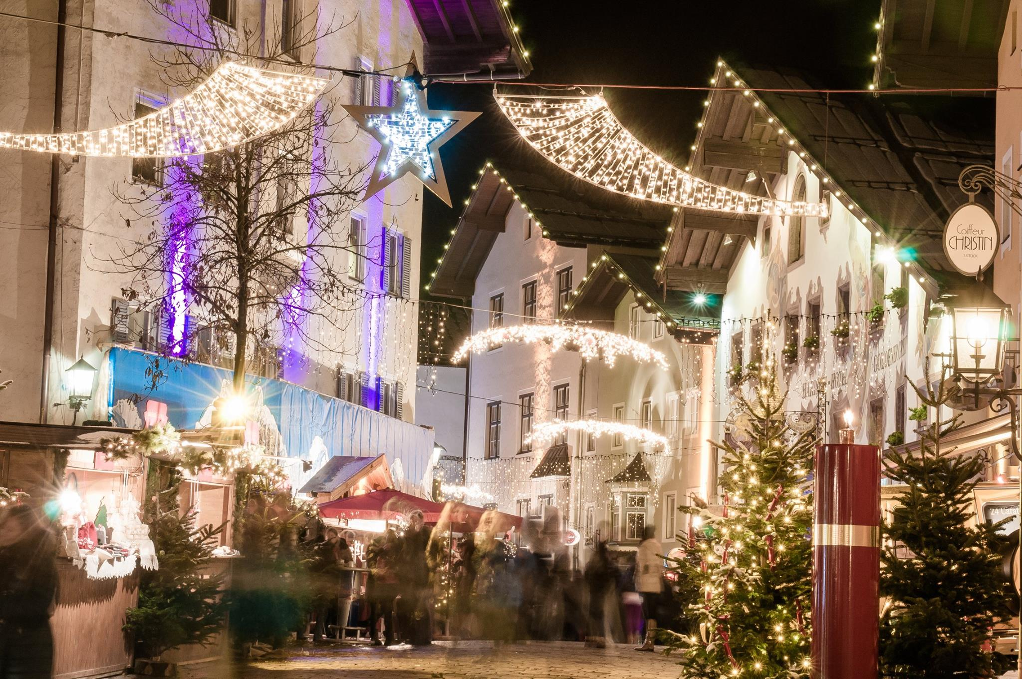 kitzbuehel christmas market - Christmas Mountain Resort