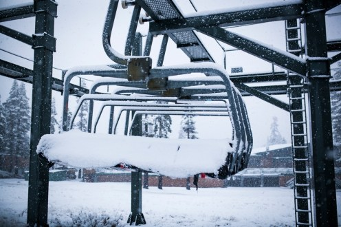 Alpine Meadows new snow