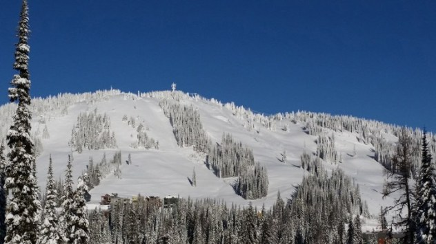 Silver Star boasts 3,000+ acres. | Photo: Silver Star Mountain Resort